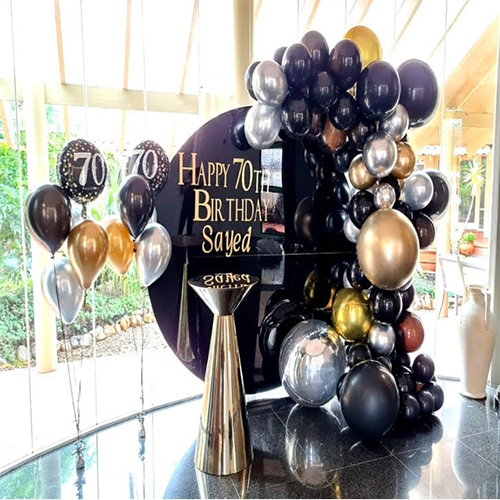 Balloons, Make your party setup classy