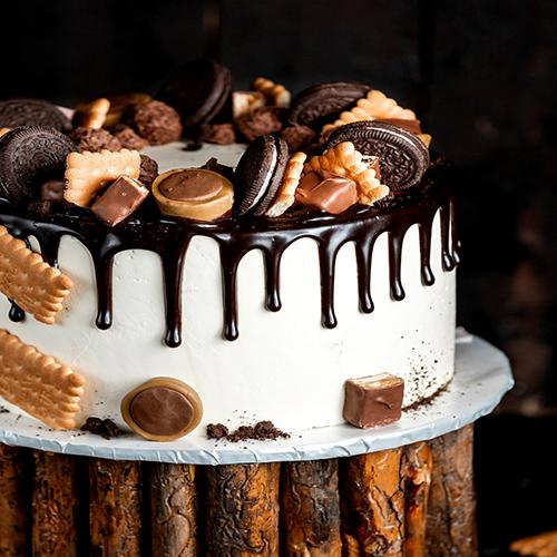 Baking, Cake Decorations